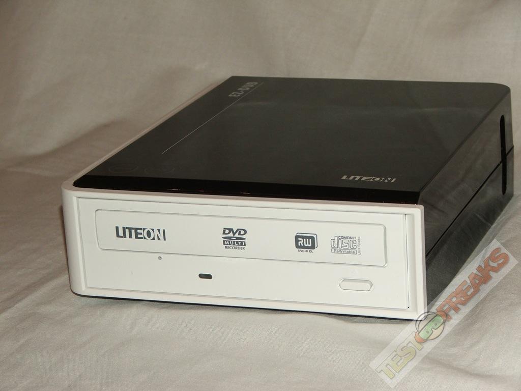 LiteOn eZAU422 - DVD RW ( R DL) / DVD-RAM drive - USB 2.0 - external Specs