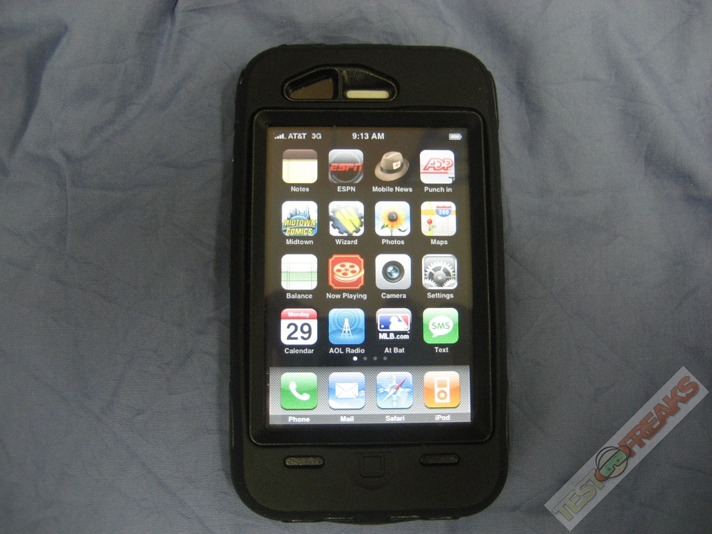 Iphone 2008 The Otterbox fo...