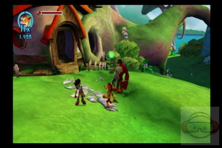 Crash Bandicoot Mind Over Mutant Ps2 Review Technogog