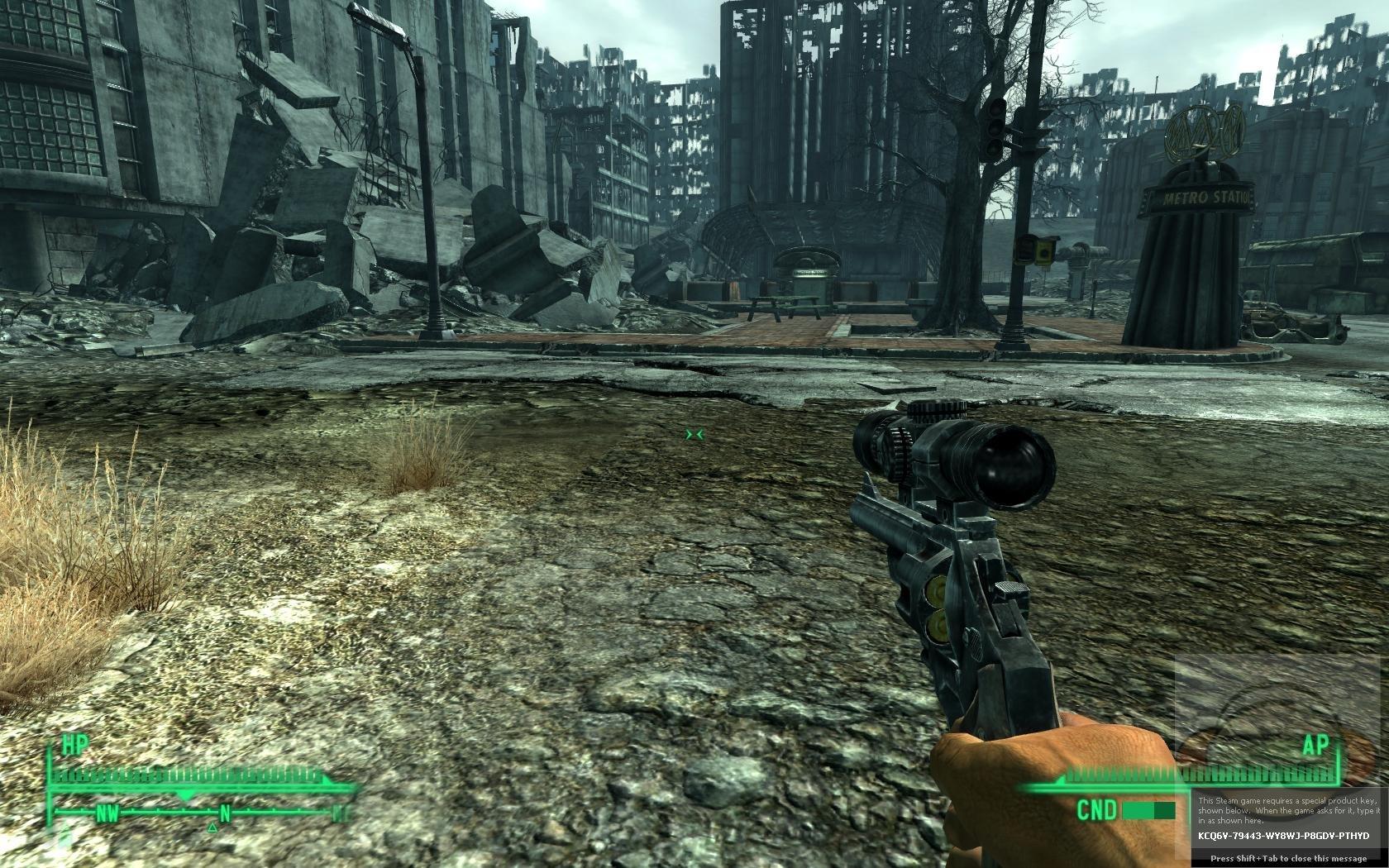 Fallout 3 Size