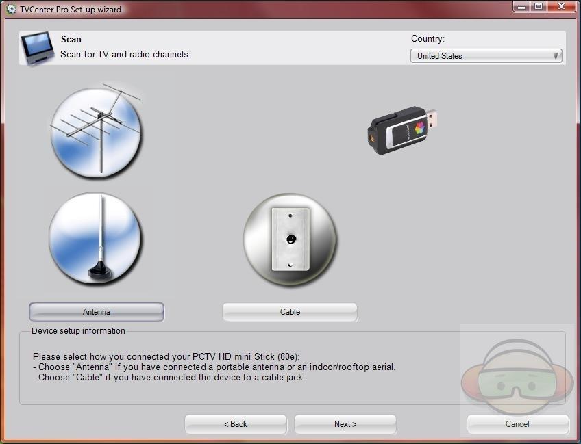 pinnacle videospin windows 10