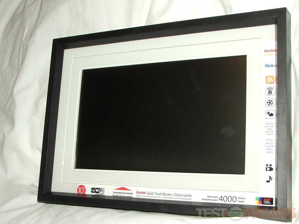 easyshare w1020 wireless digital frame with home decor kit technogog rh technogog com Owner's Manual Operators Manual