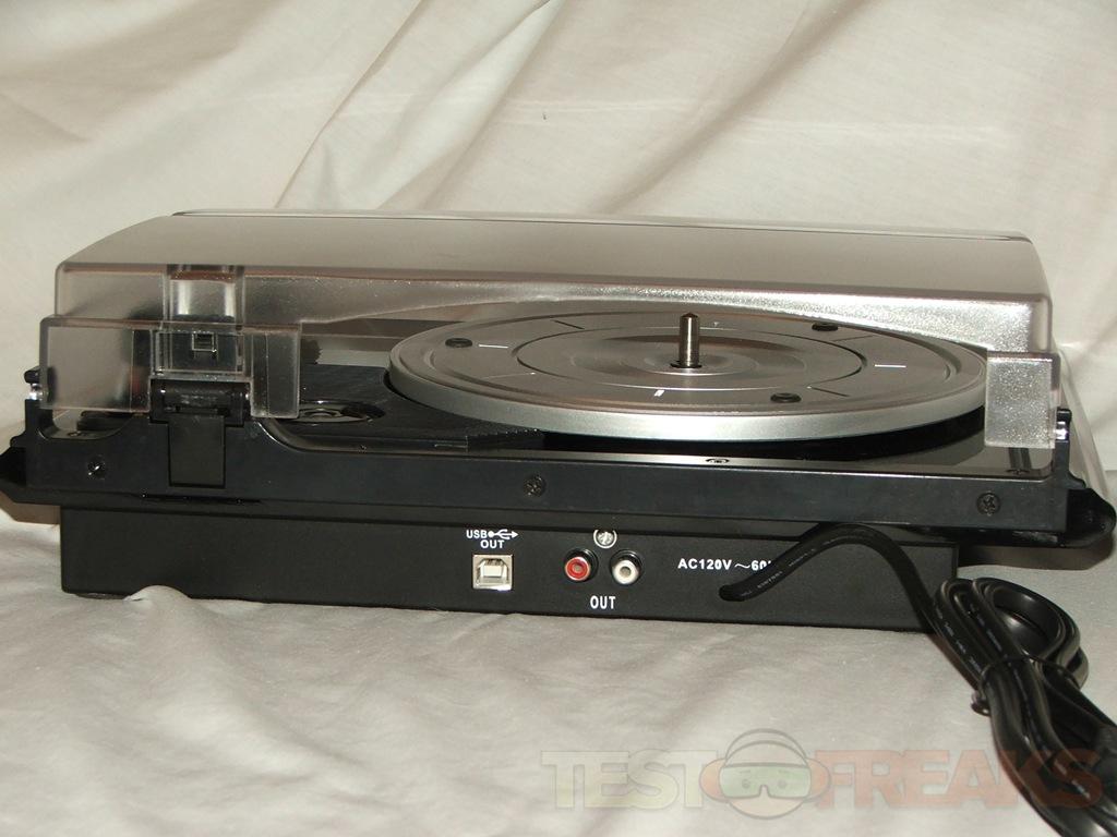 Grace Digital Audio Pico Gdi Vw00 Compact Usb Turntable