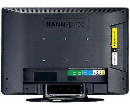 Hannspree Introduces A New 25 Inch 1080p Full Hd Lcd