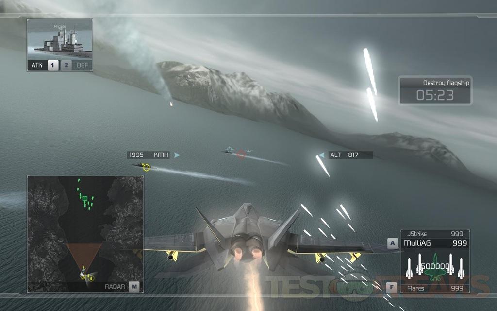 Скачать Игру Hawx - фото 2
