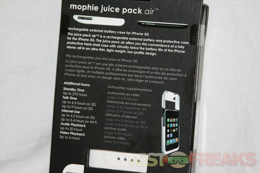 Mophie Juice Pack Air Technogog