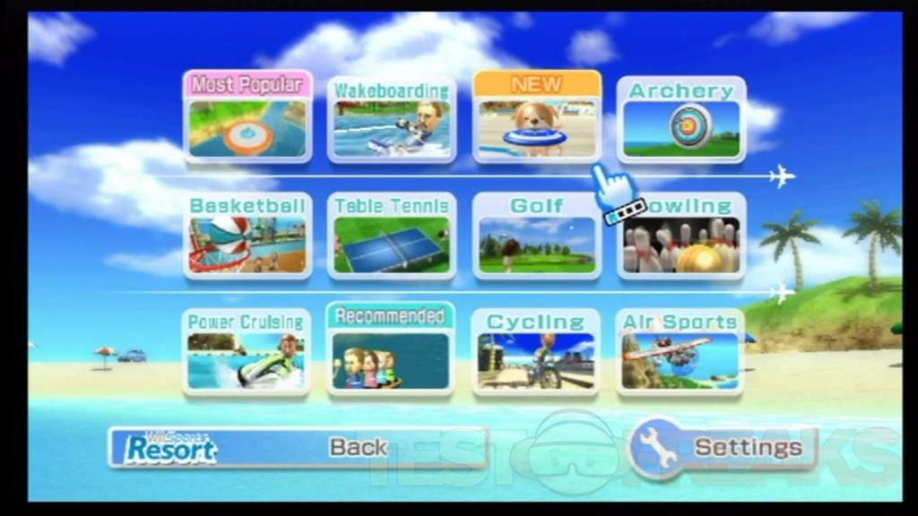 Planned All Along: Wii Sports Resort (Part 1)