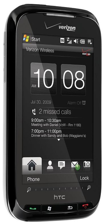 Verizon Wireless Introduces the HTC Touch Pro2
