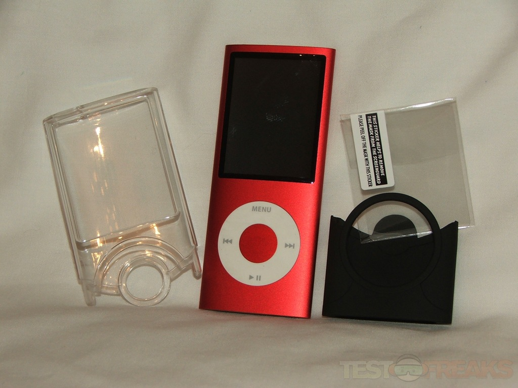 ifrogz 4th gen nano luxe ipod case technogog. Black Bedroom Furniture Sets. Home Design Ideas