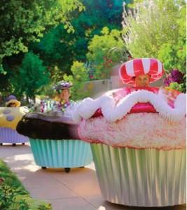 CupcakeCar