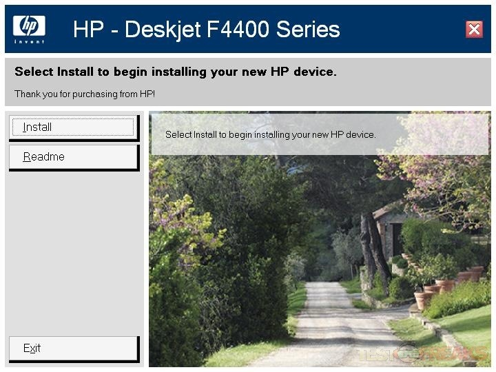 Review of hp deskjet f4480 all in one inkjet printer technogog i installed the hp deskjet f4480 on my vista ultimate x64 machine and noticed that it also installed a sidebar gadget that allows you to drag and drop fandeluxe Gallery