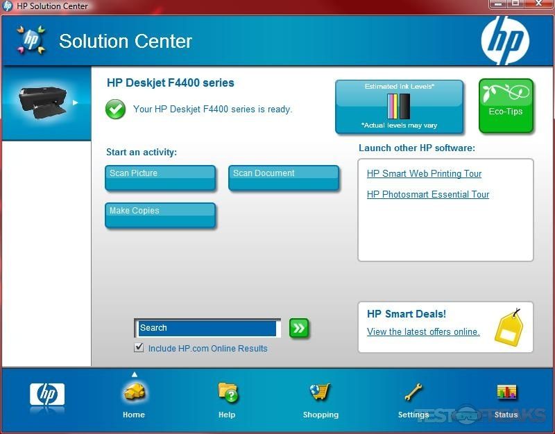 Solved: where do i download the hp solution center software? Hp.
