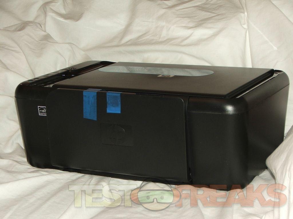 HP Deskjet F4480 Driver Software