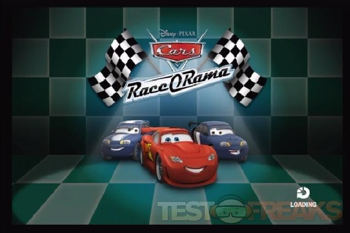 Cars Race O Rama Nintendo Wii Technogog