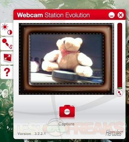 hercules webcam station evolution