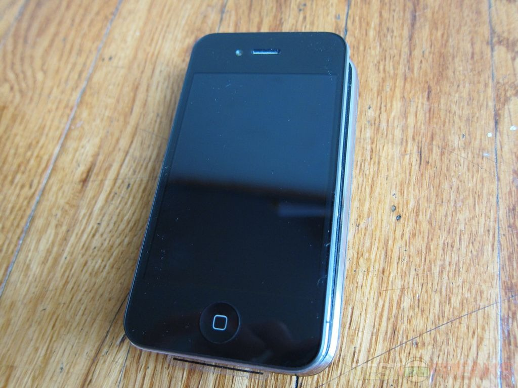 Iphone 4 Black Used Review of Apple iPhone...