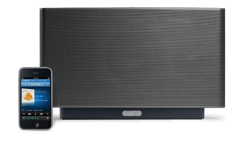 Sonos ZonePlayer S5 now in Black!