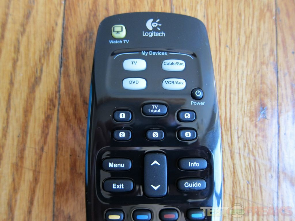 Review Of Logitech Harmony 300i Remote Technogog