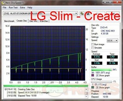discspeed LG slim create