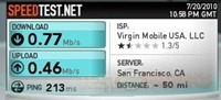 speedtest ie