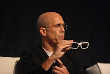 Katzenberg w Oakley 3D