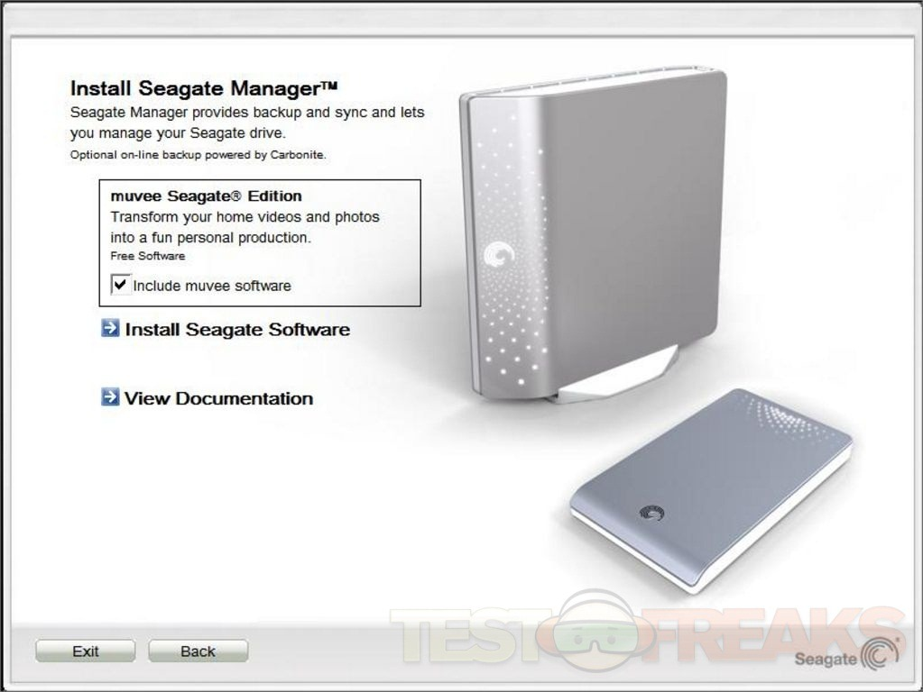Review Seagate FreeAgent Go for Mac - luxury portable storage