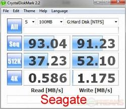 seagate diskmark
