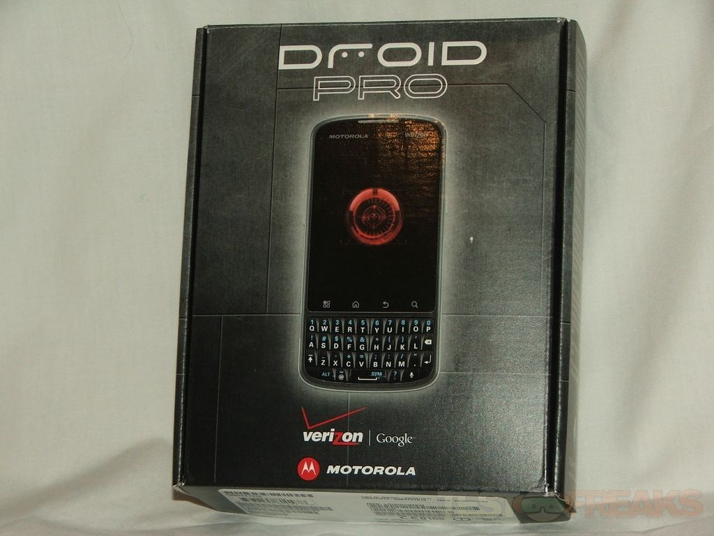 Review Of Droid Pro Technogog