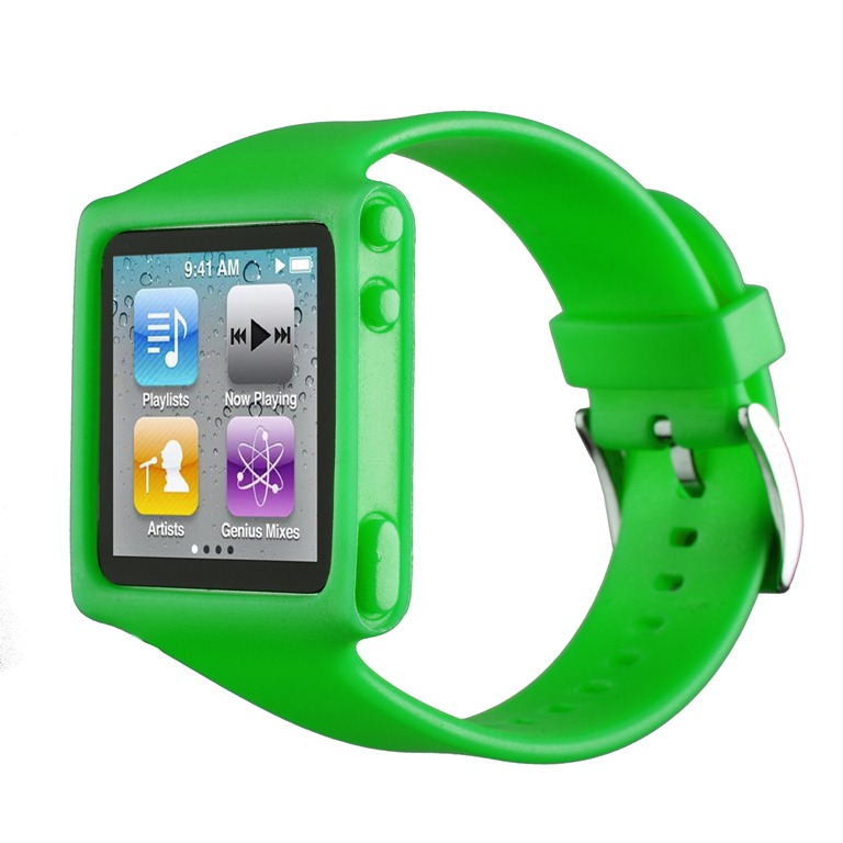 Ces2017 Introducing Timetorock From Speck Turn Your Ipod Nano 6th Gen Into A Working Wrist