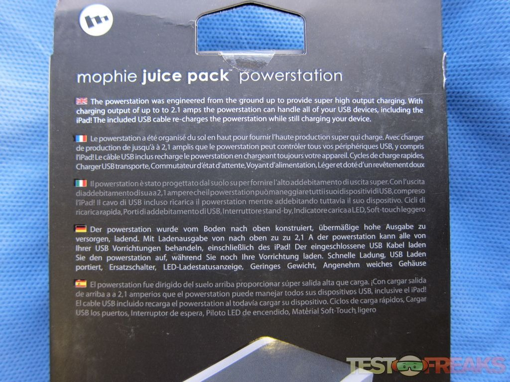 mophie juice pack powerstation manual