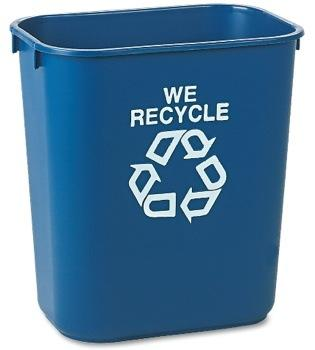 Why Doesn't Your Office Have A Recycling Bin? | Technogog