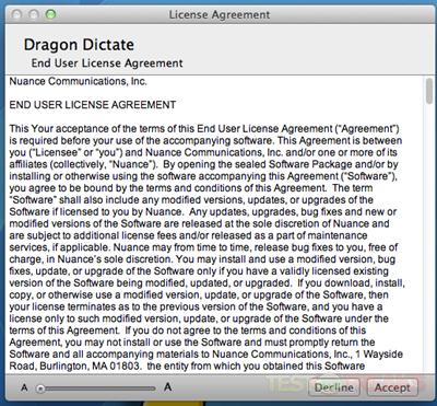 Dragon Dictate07