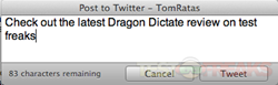 Dragon Dictate25