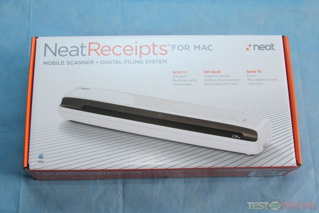Review of NeatReceipts for Mac | Technogog