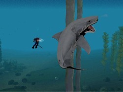 JAWS Wii Screen 7
