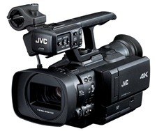 JVC PROFESSIONAL PRODUCTS COMPANY GY-HMQ10