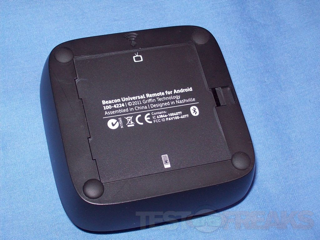 Specifications: Beacon for Android
