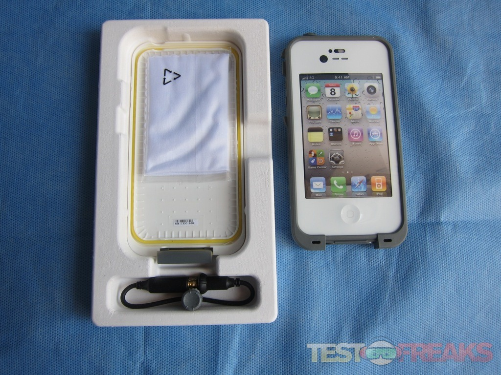 Review Of Lifeproof Iphone 44s Case Technogog