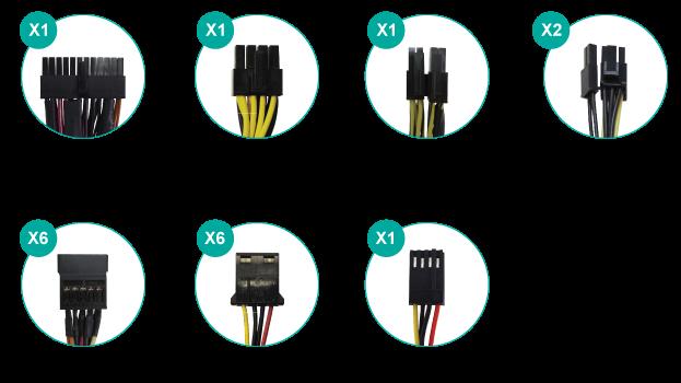 Review of Diablotek UL Series PSUL575 575 Watt ATX Power Supply ...