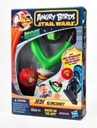 Hasbro Angry Birds Star Wars Koosh Jedi Slingshot Package