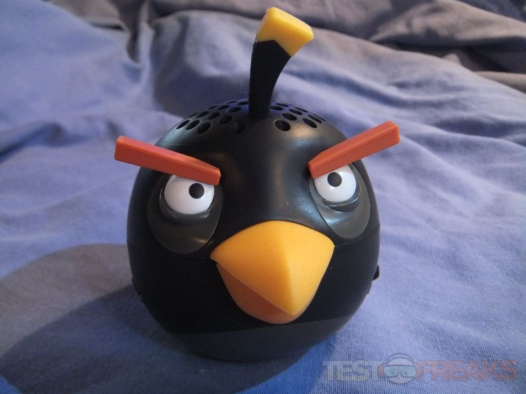 Worksheet The Black Bird review of gear4 angry birds black bird mini speaker technogog so yes its a novelty but one that actually works well makes great product the soun