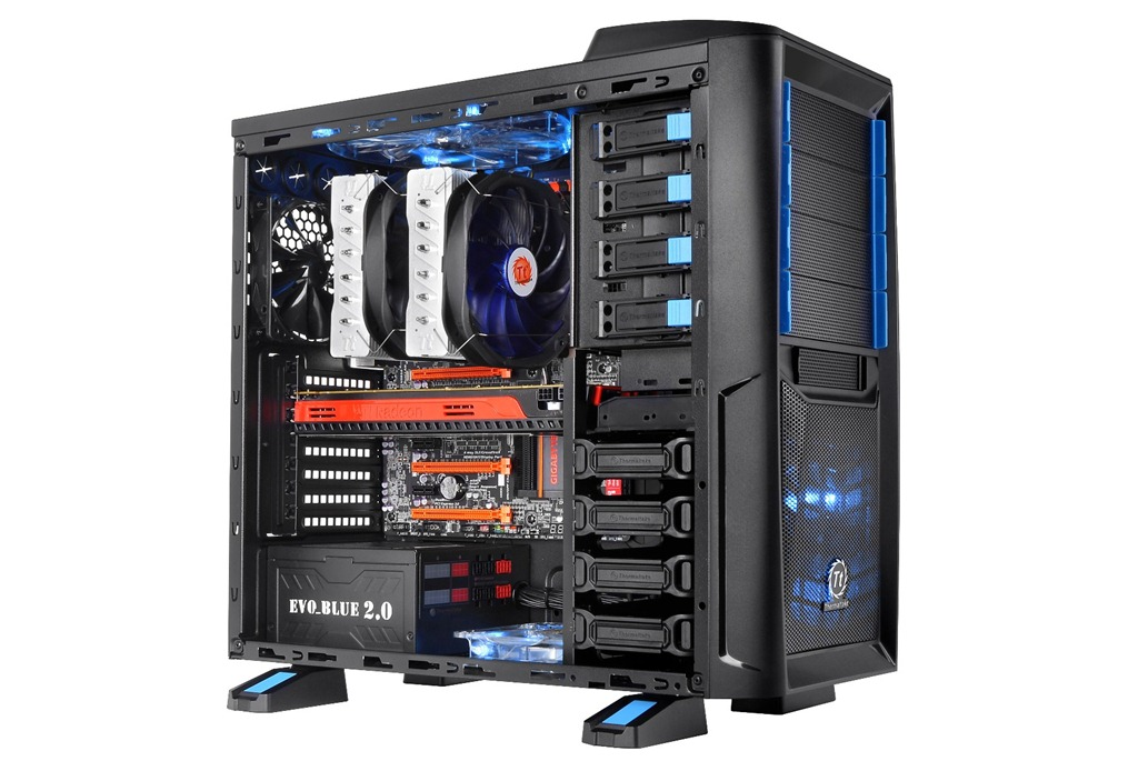 Thermaltake Unveils The Chaser A41 Gaming Chassis Technogog