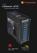 Thermaltake Chaser A71 Full-tower Gaming Case_Pursuit Without Fear
