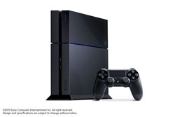 SONY COMPUTER ENTERTAINMENT AMERICA LLC PS4
