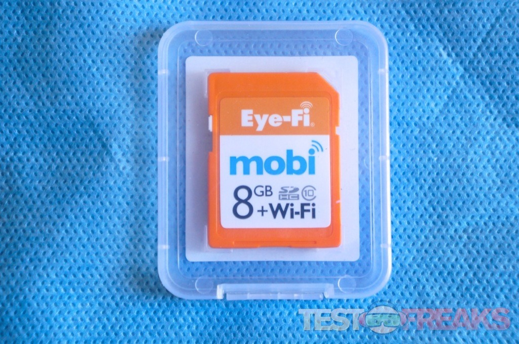 Review Of Eye Fi Mobi 8gb Memory Card Technogog
