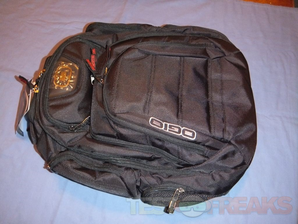 Review of Ogio Gambit 17 Laptop Backpack | Technogog