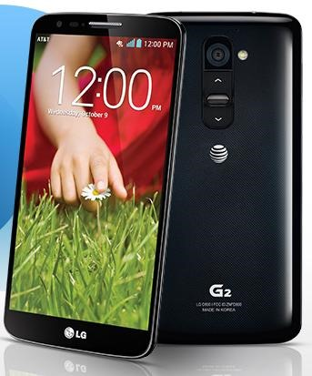 ATampT Announces The LG G2 Coming September 13th
