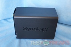 Synology DS214play 07