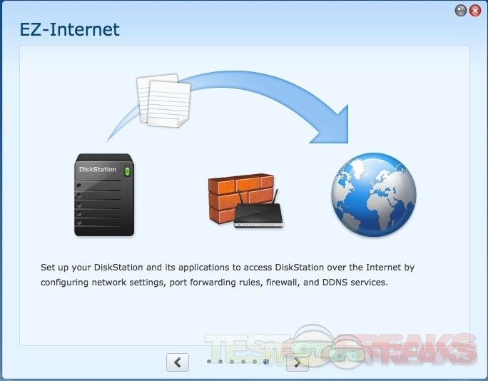 how to get vpn through synology