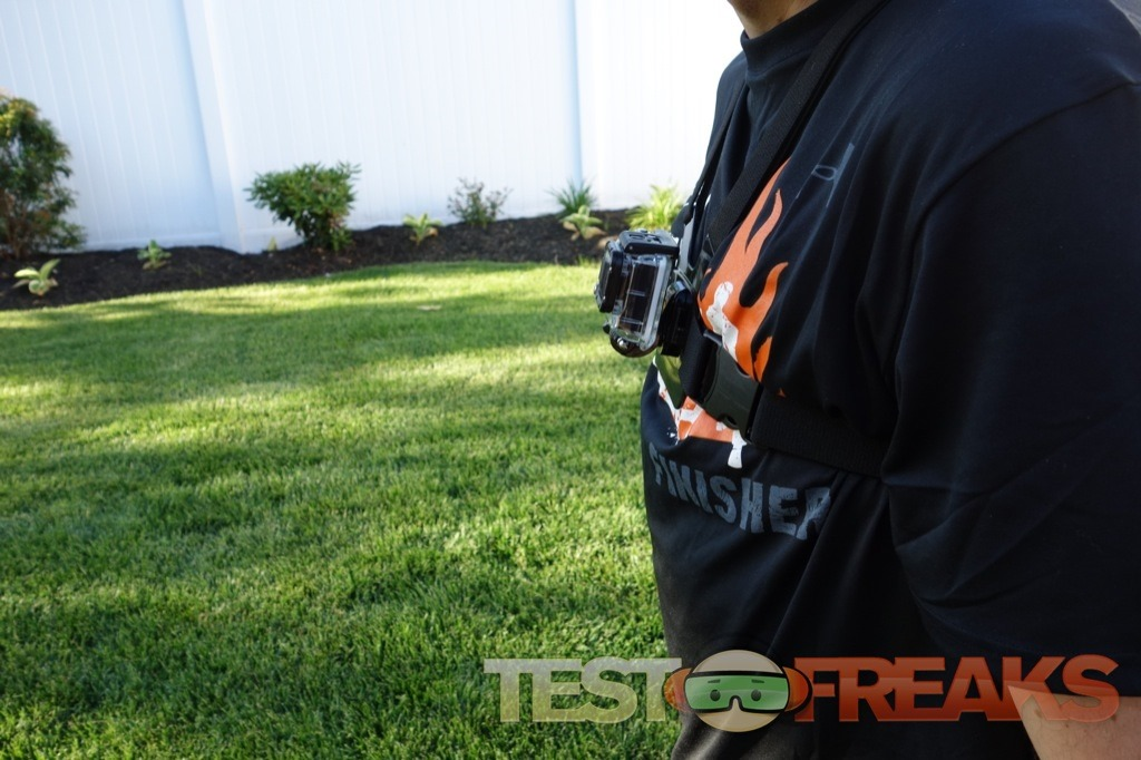 Review Of Bracketron Xventure Chest Harness For Gopro